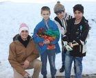 Cómo donar la ropa de esquí que ya no quieres a personas necesitadas