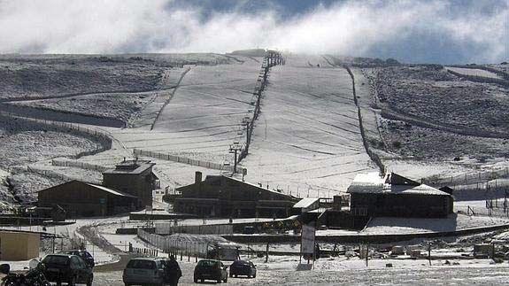 Estación de esquí Sierra de Béjar‐La Covatilla, Imagen de Ical