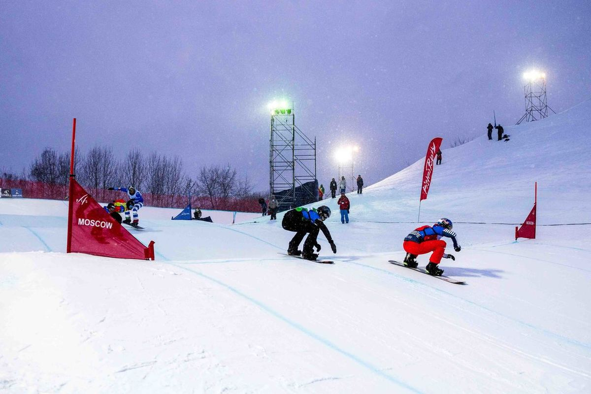 Snowboard RFEDI
