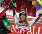 Mikaela Shiffrin bate el record de victorias en una temporada