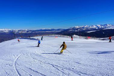 Los catalanes podrán ir a esquiar a cualquier estación del Pirineo de Lleida y Girona