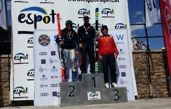 Finaliza el circuito de Copa de España de Esquí Ciudananos