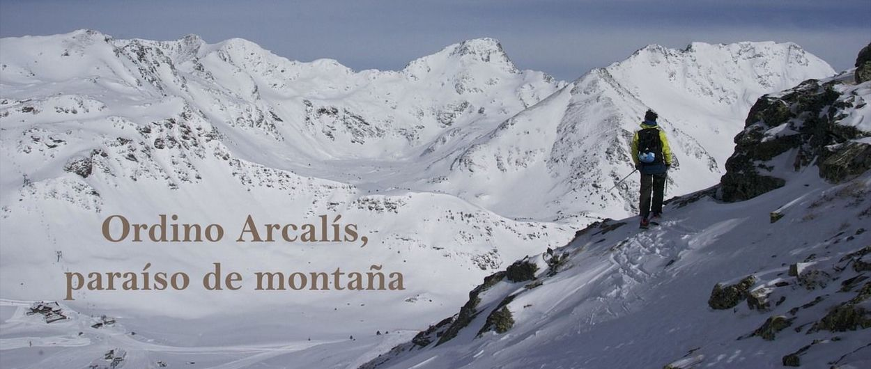 Ordino Arcalís, paraíso de montaña