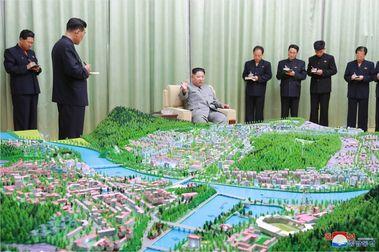 Kim Jong Un ordena la ampliación de Kanggye Ski Resort