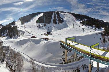 Queda en el aire la construcción de la plataforma esquiable de Grandvalira