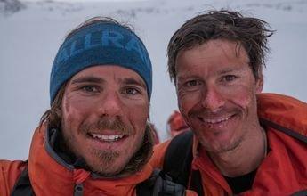 Así fueron las duras vacaciones de Ivica Kostelic en Groenlandia