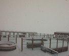 Se comienza acumular la nieve en Los 3 Valles