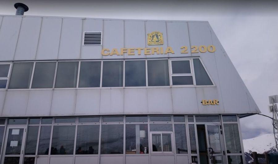Cafeteria 2200 Baqueira