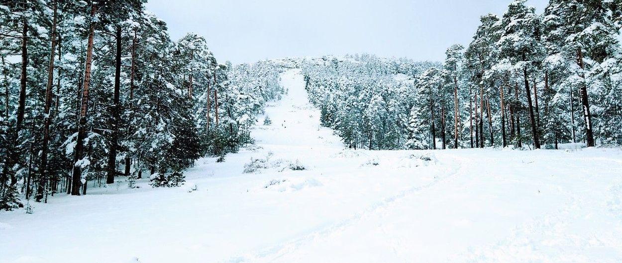 """Estación de Esquí """"La Mogorrita"""" (Cuenca). Proyecto olvidado. (3ª parte)"""