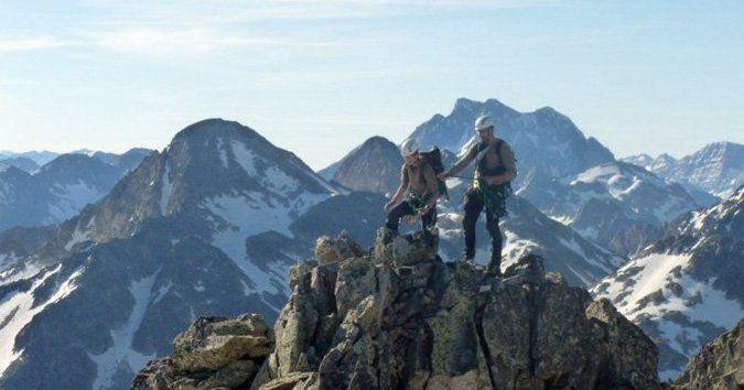 Cresta de Costerillou al Balaitus (3.144 m) 1000 m/D+
