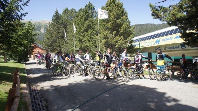 Excel·lent primer cap de setmana a La Molina i Vall de Núria