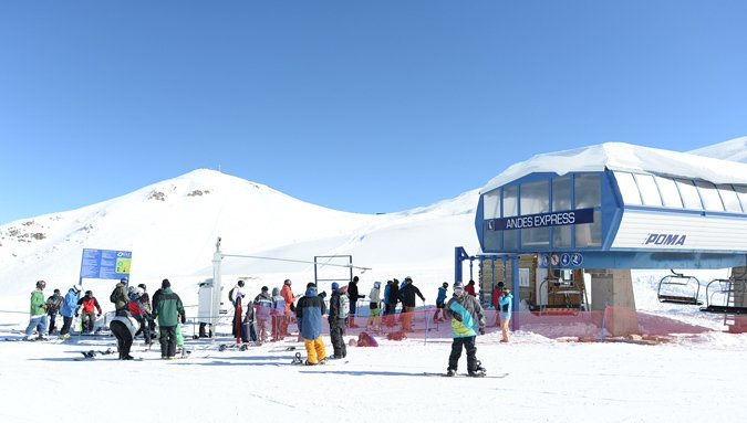 Valle Nevado inauguró temporada invernal  2016