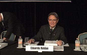 Eduardo Roldán sale reelegido como Miembro del Consejo FIS