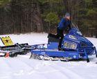 Sherpa Snow Mobile: el vehículo pisa-pistas más pequeño llega a España