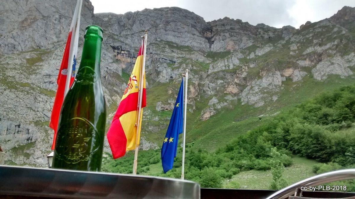 Los tres estados del agua en Picos de Europa