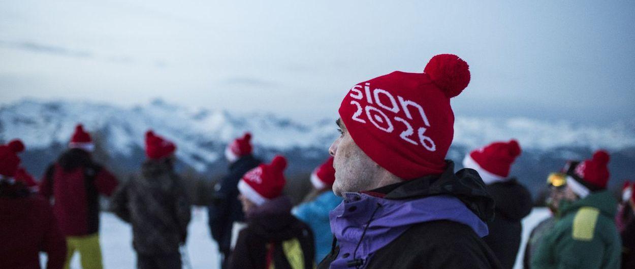 Sion Rechaza Ser Candidata A Los Juegos Olimpicos De Invierno En 2026