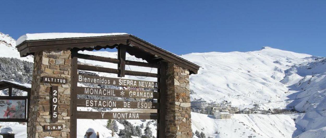 Mejoras en el consultorio médico de la estación de Sierra Nevada