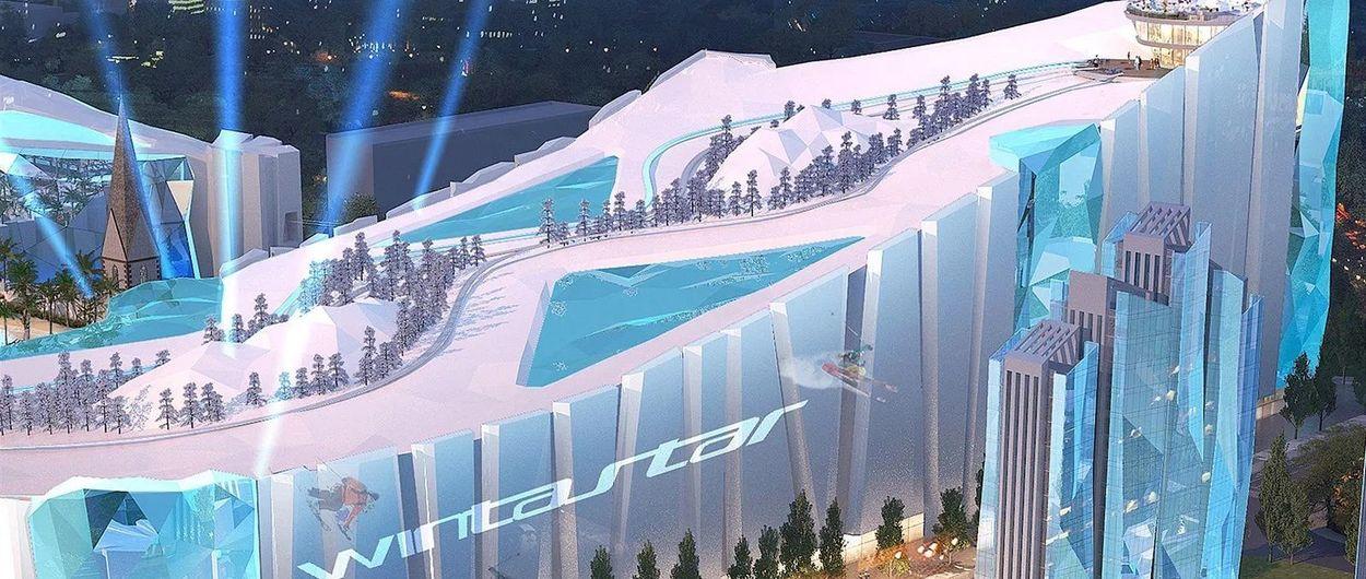 Shanghái Ski Indoor quiere acoger una prueba de Copa del Mundo de esquí