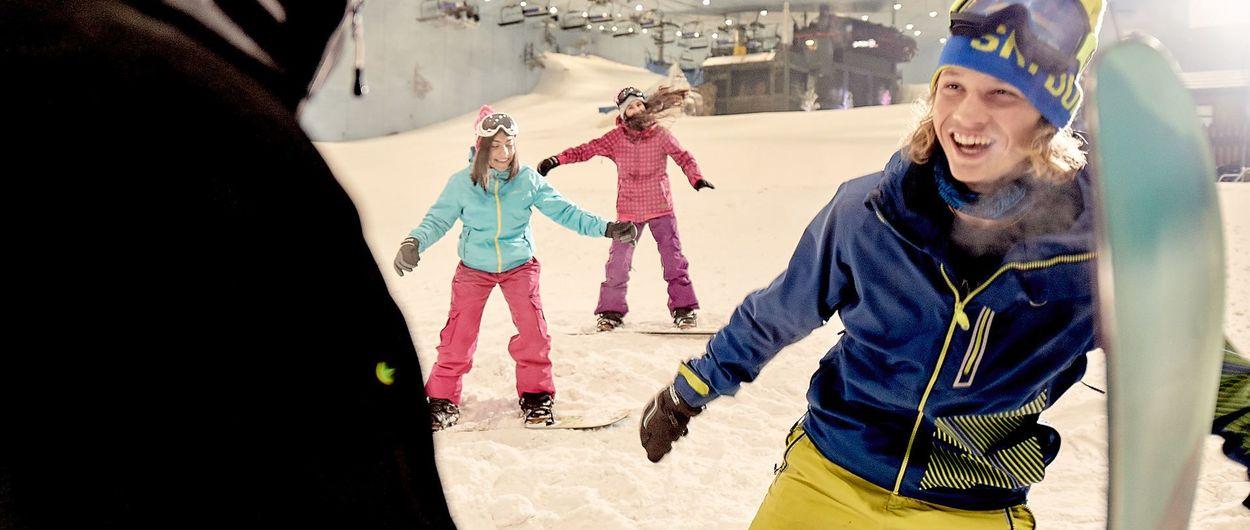 Emiratos Arabes Unidos podrá organizar pruebas de esquí internacionales tras ser admitida en la FIS