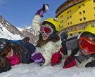Actividades para niños en los centros de esquí