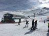 Entrada telesilla Andes Express en Valle Nevado