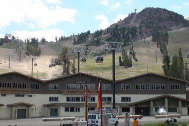 Mammoth mountain en verano