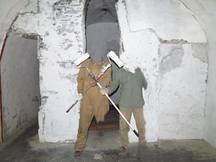 El misterioso caso del Refugio Elorrieta: limpio y pintado
