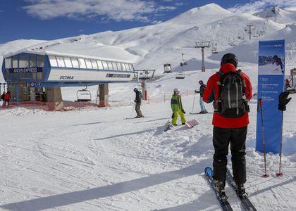 Increíbles actividades de invierno en Valle Nevado