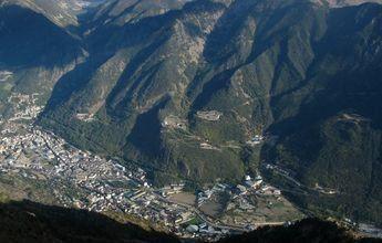 Se retoma el teleférico Pic del Carroi: Andorra la Vella-Vallnord