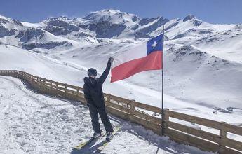 Gracias a las nevadas Valle Nevado estará abierto durante Fiestas Patrias
