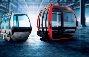 CWA presenta la nueva cabina Omega V