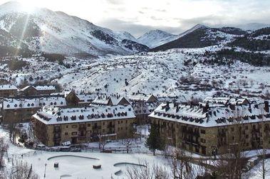 El BBVA paraliza la venta de los hoteles del resort de Boí Taull
