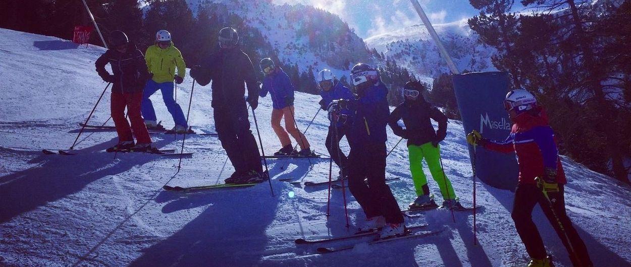 ¿Tienes más de 30 y te apasiona el esquí?¡Eres un Máster!