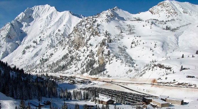 Foto de Alta Ski Area
