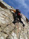 escalada clásica en Bolonia,