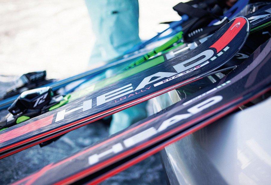 Colección Esquís HEAD 2014/2015 (Highlights) - PERFORMANCE