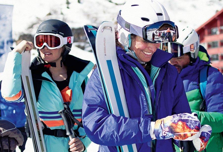 Colección Esquís HEAD 2014/2015 (Highlights) - WOMEN