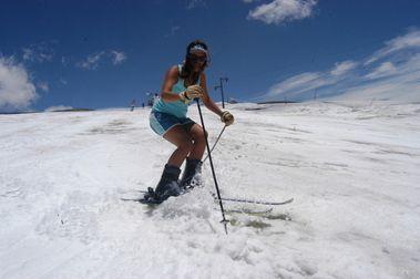 ¡Esquí de verano en Las Leñas!