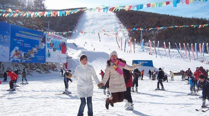 Foto de Wanlong Ski Resort