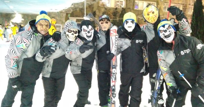 Halloween Party 2018  -  Madrid Snowzone