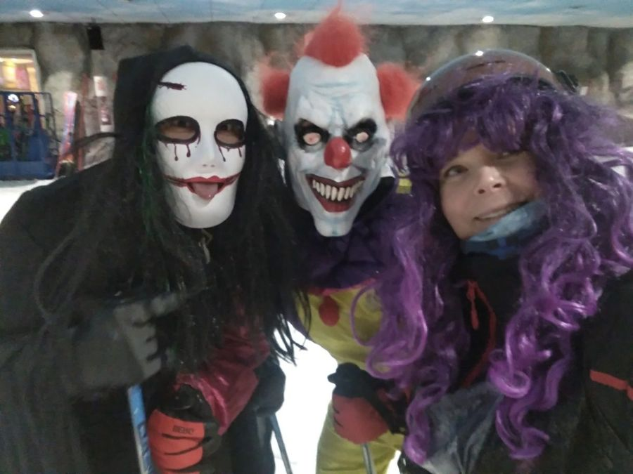 Halloween Party 2018  -  Madrid Snowzone