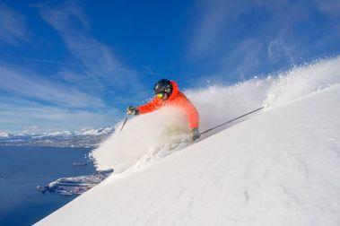 Narvik quiere los Mundiales de esquí alpino de 2025