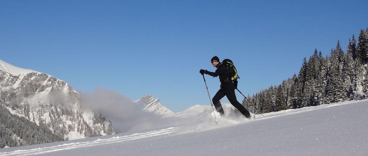 """El esquí de fondo de Candanchú vuelve a """"Espacios Nórdicos de Aragón"""""""