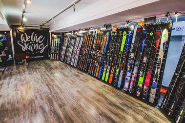 España es uno de los países europeos donde más sube la venta de esquís