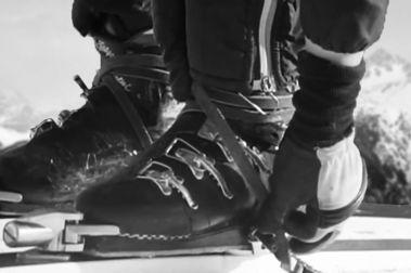 Evolución del material de esquí: siglos XIX y XX