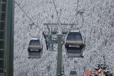 Baqueira abrirá la temporada de esquí en menos de un mes