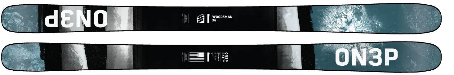 WOODSMAN 96