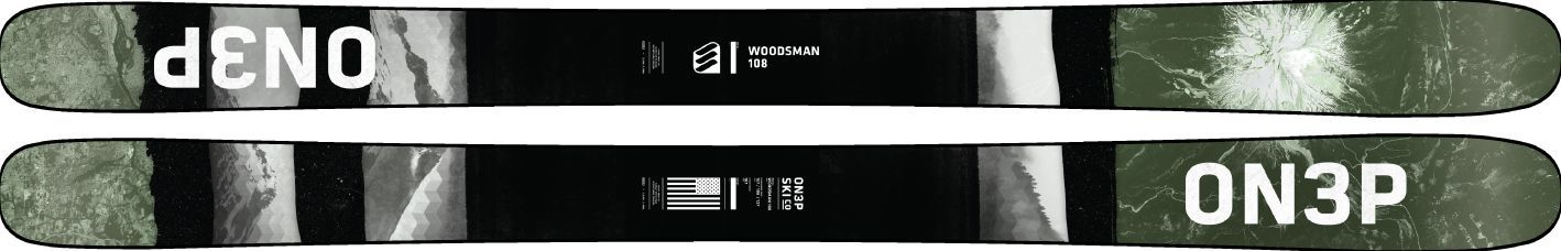 WOODSMAN 108