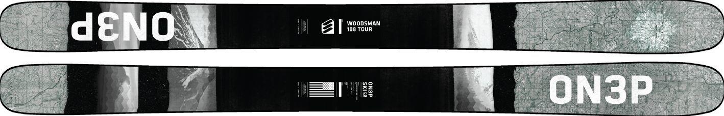 WOODSMAN 108 TOUR