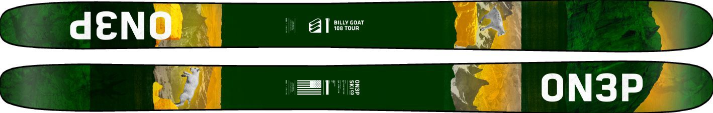 BILLY GOAT 108 TOUR